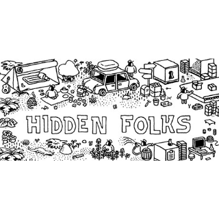 Hidden Folks *Instant Steam Key*