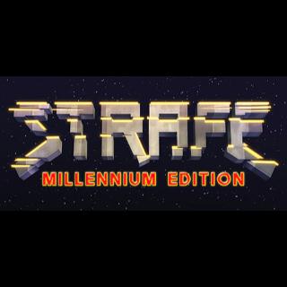 STRAFE: Millennium Edition *Instant Steam Key*