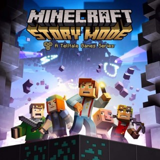 Minecraft Story Mode + Adventure Pass *Instant Steam Key w/Pass*