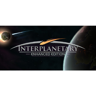 Interplanetary: Enhanced Edition  *Instant Steam Key*