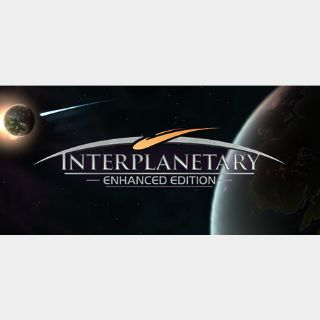 Interplanetary: Enhanced Edition  *Instant Steam Key*