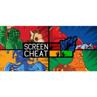Screencheat *Instant Steam Key*