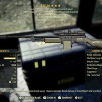 Weapon   TSE 50 Fixer