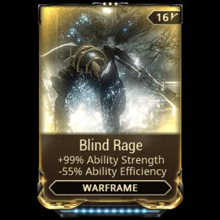 Mod | Blind Rage R10