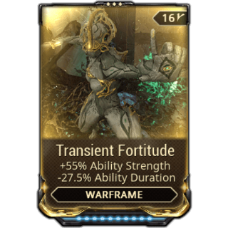 Mod | Transient Fortitude R10