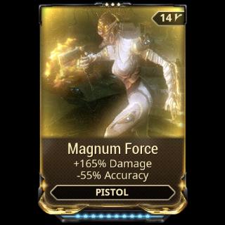 Mod | Magnum Force R10