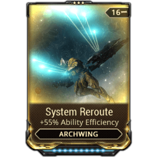 Mod | System Reroute R10