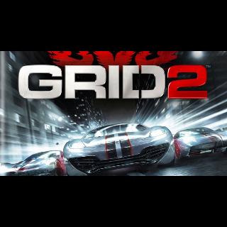 GRID 2+DLC (Steam key)