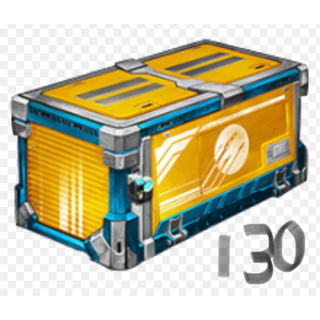 Elevation Crate | 130x
