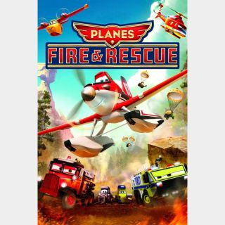 Planes: Fire & Rescue Google Play HDX