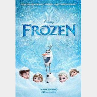 Frozen - Google Play HDX