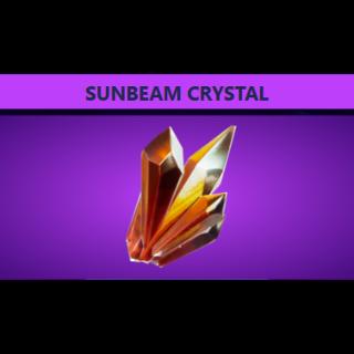 Sunbeam Crystal   20 000x