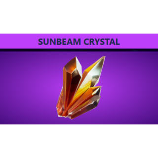 Sunbeam Crystal   10 000x