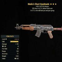 Weapon   Medics 33/25 Handmade