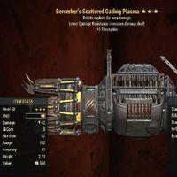 Weapon   Berserkers Explosive GP