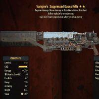 Weapon   Vampires Explosive Gauss