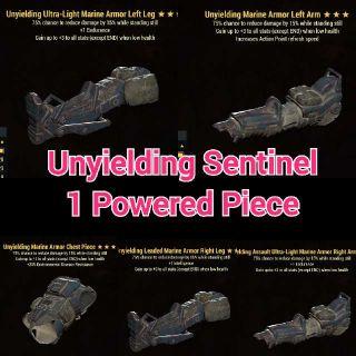 Apparel   Unyielding Sentinel Set