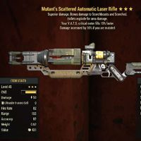 Weapon   Mutants Explosive Laser