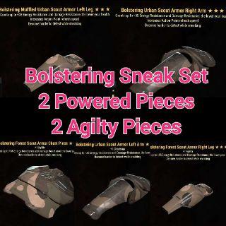 Apparel   Bolstering HTD Set