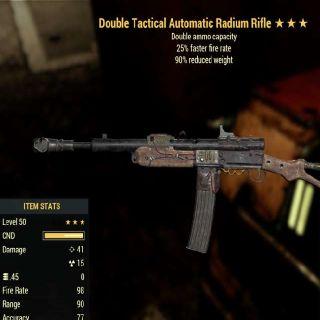 Weapon | DFFR 90 radium