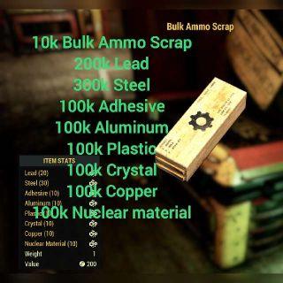 Junk | 10k Bulk Ammo Scrap
