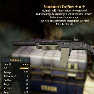 Weapon   EE 90 Fixer