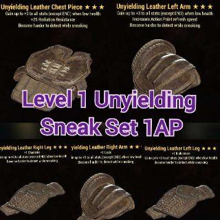 Apparel | Level 1 Uny Sent Set