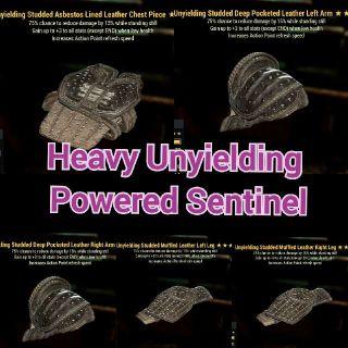 Apparel | Heavy Uny Ap Sent Set