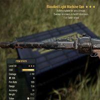 Weapon   BE RL LMG