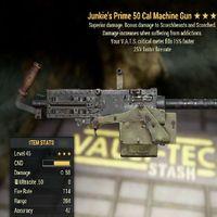 Weapon   Junkies FFR 50 Cal