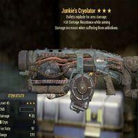Weapon   JE Cryolator