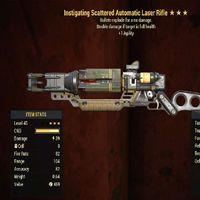 Weapon   3⭐ IE Laser