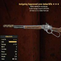 Weapon   IE 25 LVC Lever Action