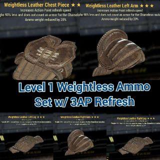 Apparel   Level 1 Ammo Mule Set