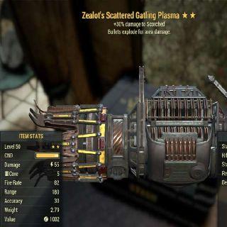 Weapon | Zealots Explosive GP