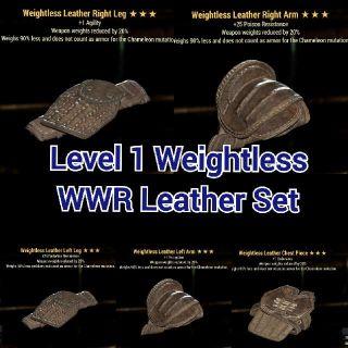 Apparel   WWR Mule Set Weightless