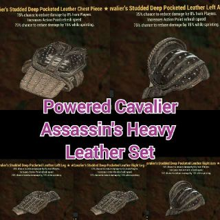 Apparel | Assassin's AP Cav Set