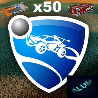 Bundle | 50 Ferocitys + 50 Keys