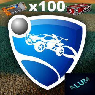 Bundle | 100 Ferocitys + 100 Keys
