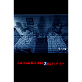 Paranormal Activity 3 Extended