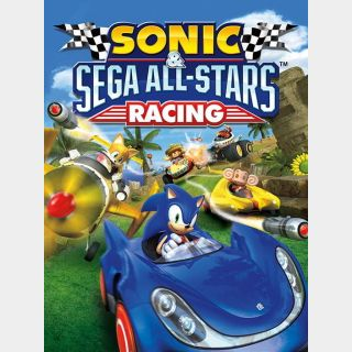Sonic & Sega All-Stars Racing (Humble Gift Link - INSTANT DELIVERY)