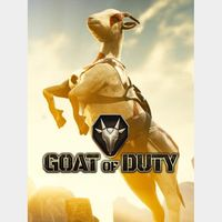 Goat of Duty (Humble Gift Link - INSTANT DELIVERY)