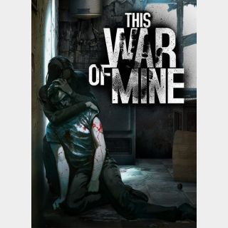 This War of Mine (Humble Gift Link - INSTANT DELIVERY)
