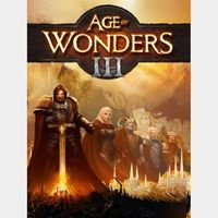 Age of Wonders III (Humble Gift Link - INSTANT DELIVERY)