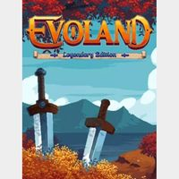 Evoland Legendary Edition (Humble Gift Link - INSTANT DELIVERY)
