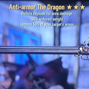 Weapon | Anti Armor Explosive Dragon