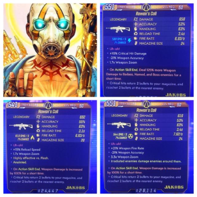 Weapon   Groll Rowan's Call Bundle