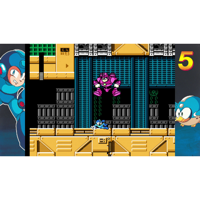 MEGA MAN LEGACY COLLECTION, [Global Steam Key and Instant delivery]