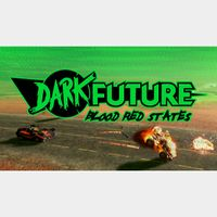 Dark Future: Blood Red States [Global Steam Key and Instant delivery]