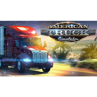American Truck Simulator 2016 [Global Steam Key and Instant delivery]